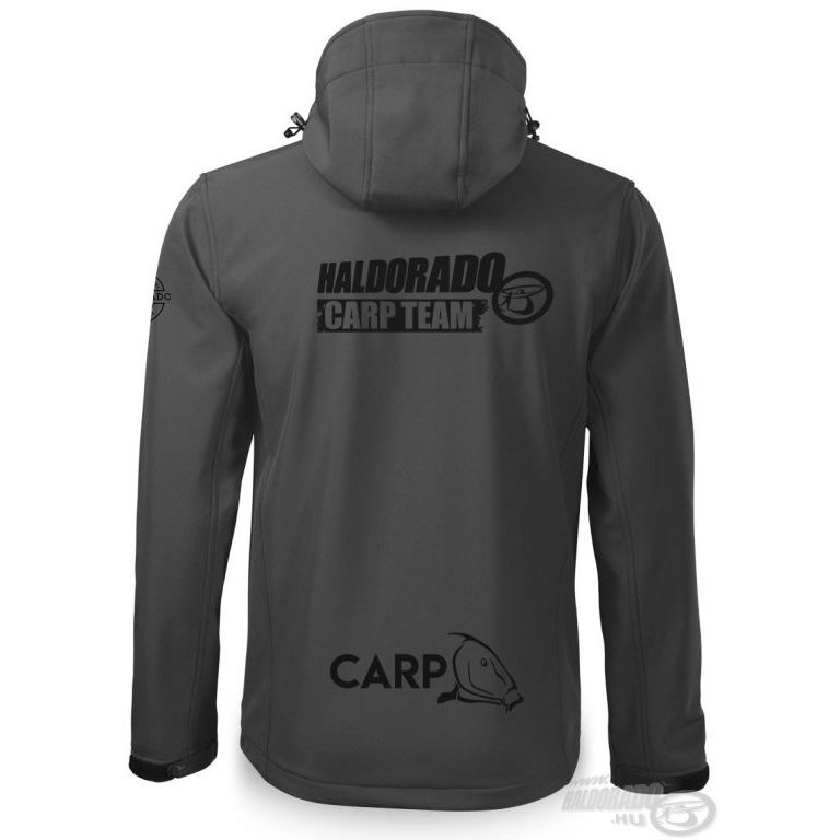 HALDORÁDÓ Carp Team Softshell Performance kabát XXXL