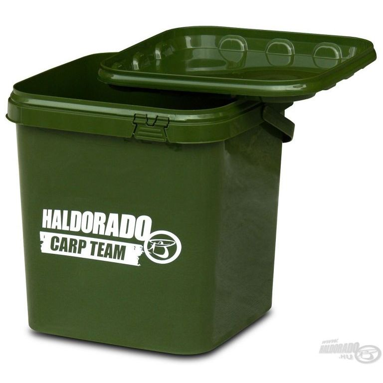 HALDORÁDÓ Carp Team szögletes vödör 5 L