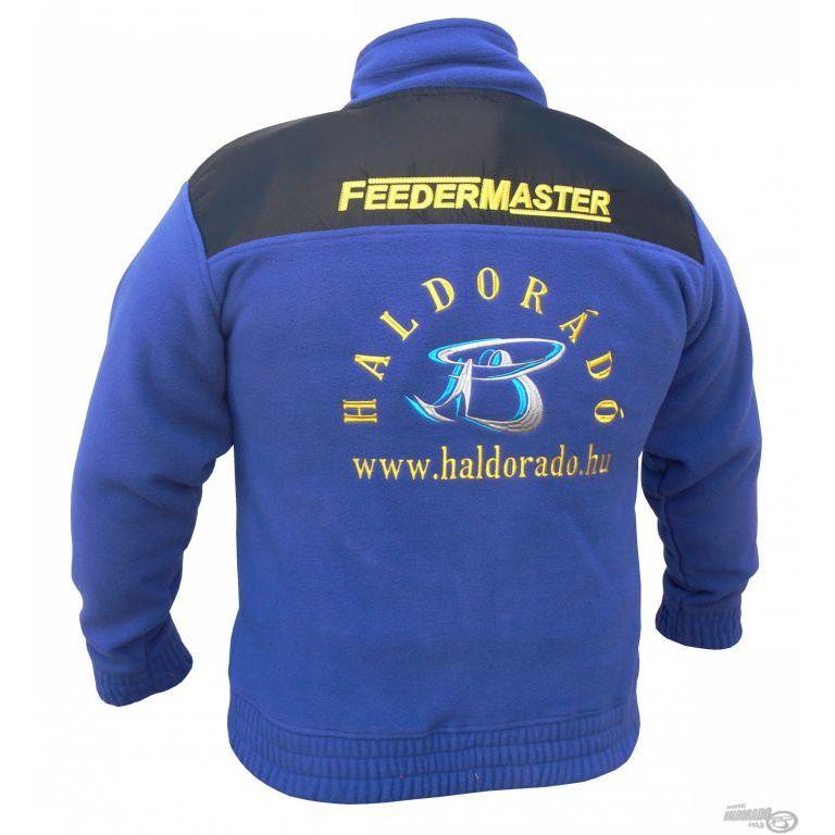HALDORÁDÓ Feeder Master Polár kabát L