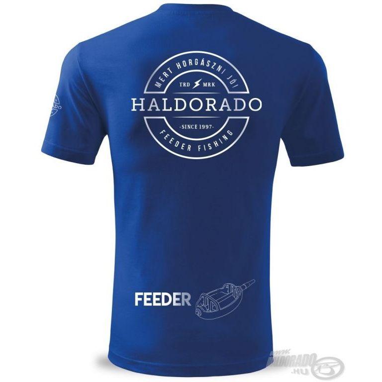HALDORÁDÓ Feeder Team Classic környakas póló XL