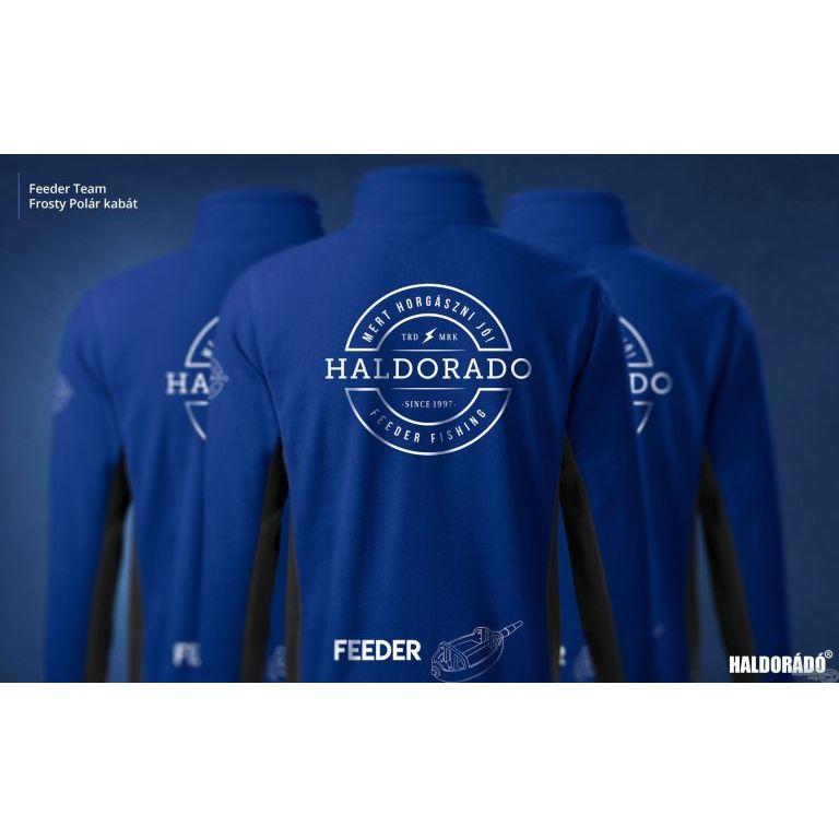 HALDORÁDÓ Feeder Team Frosty Polár kabát M