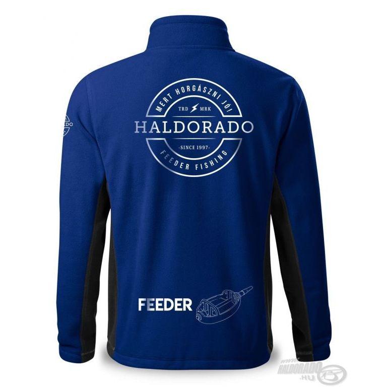 HALDORÁDÓ Feeder Team Frosty Polár kabát S