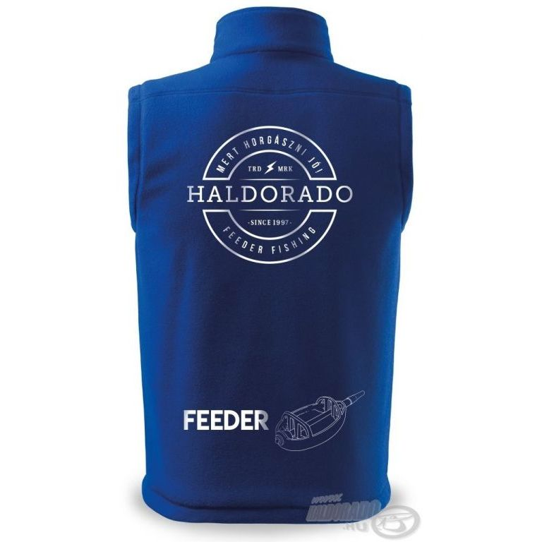 HALDORÁDÓ Feeder Team Next polár mellény XXXL