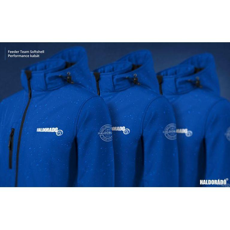 HALDORÁDÓ Feeder Team Softshell Performance kabát L