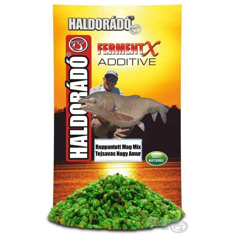 HALDORÁDÓ FermentX Additive - Roppantott Mag Mix Tejsavas Nagy Amur