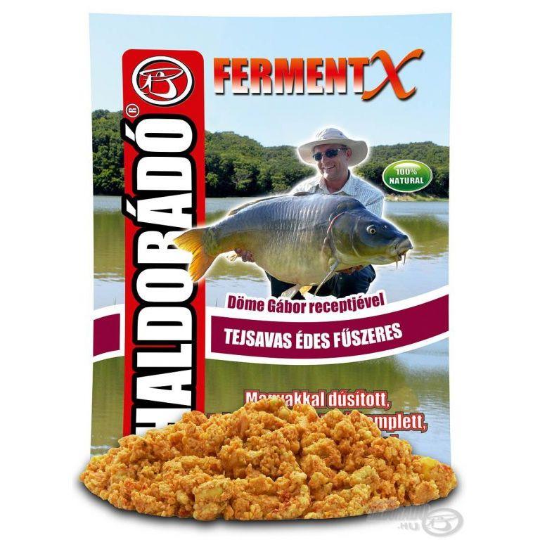 HALDORÁDÓ FermentX - Tejsavas Édes Fűszeres