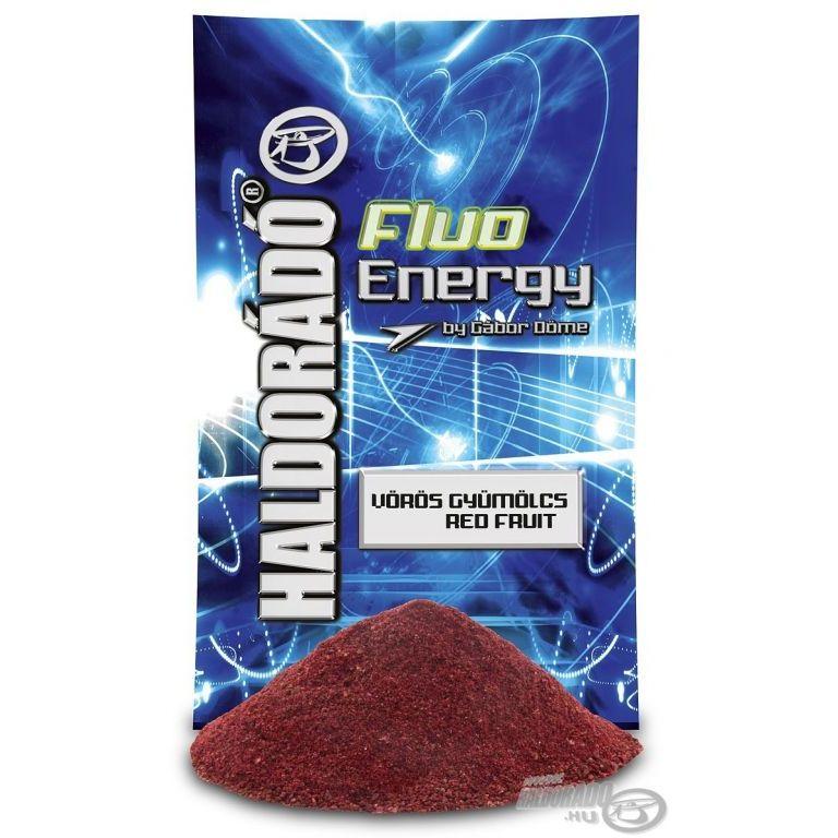HALDORÁDÓ Fluo Energy - Vörös Gyümölcs