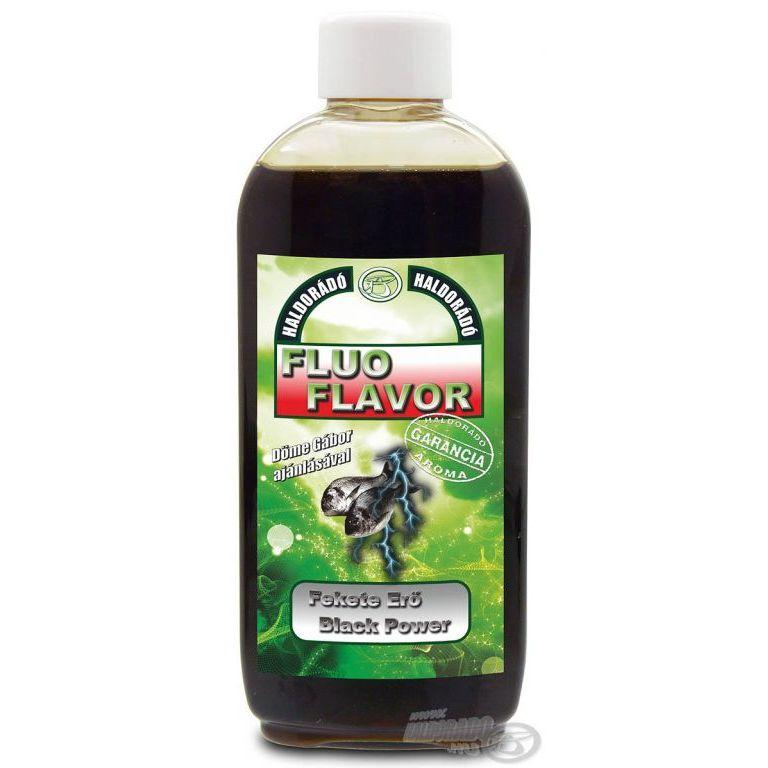 HALDORÁDÓ Fluo Flavor - Fekete Erő