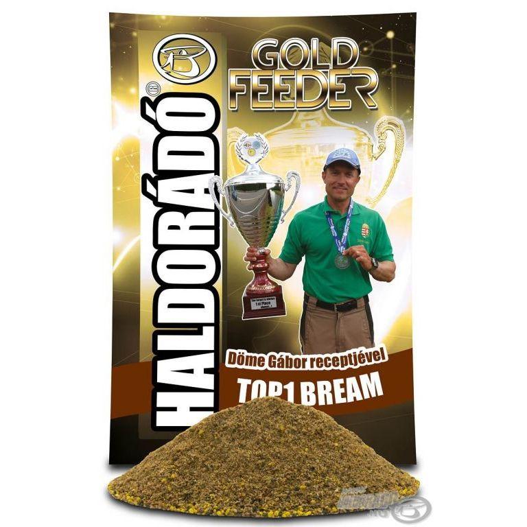 HALDORÁDÓ Gold Feeder - TOP1 Bream