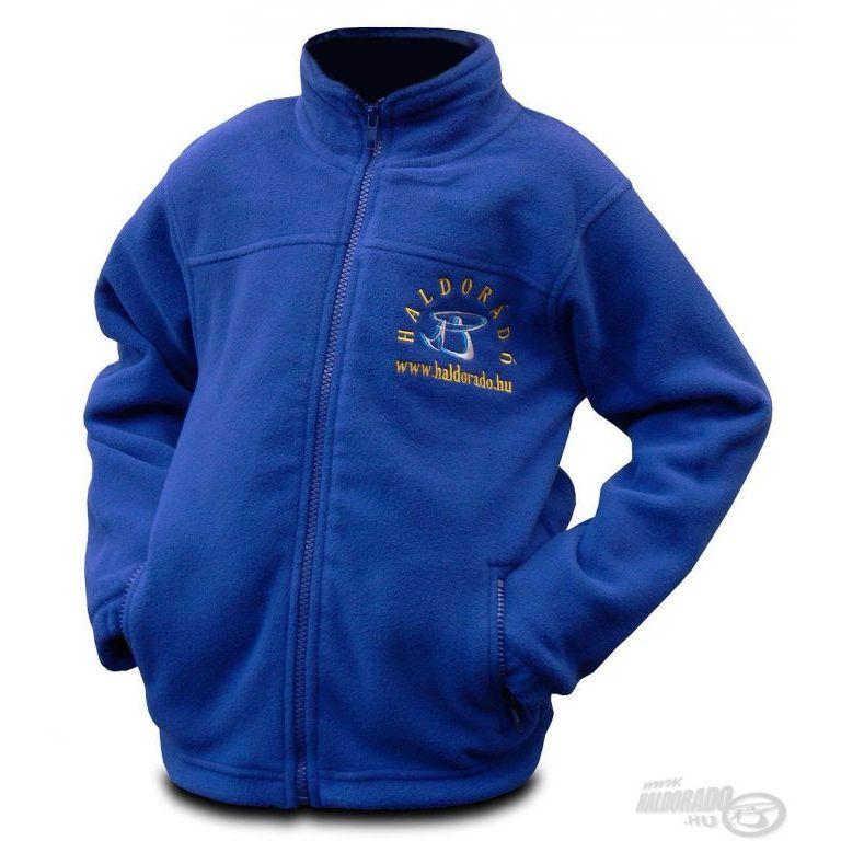 HALDORÁDÓ Gyermek polár kabát 122
