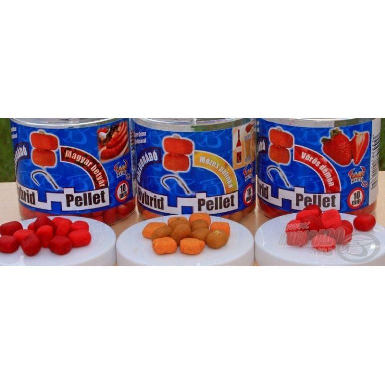 HALDORÁDÓ Hybrid Pellet - Fűszeres Hal