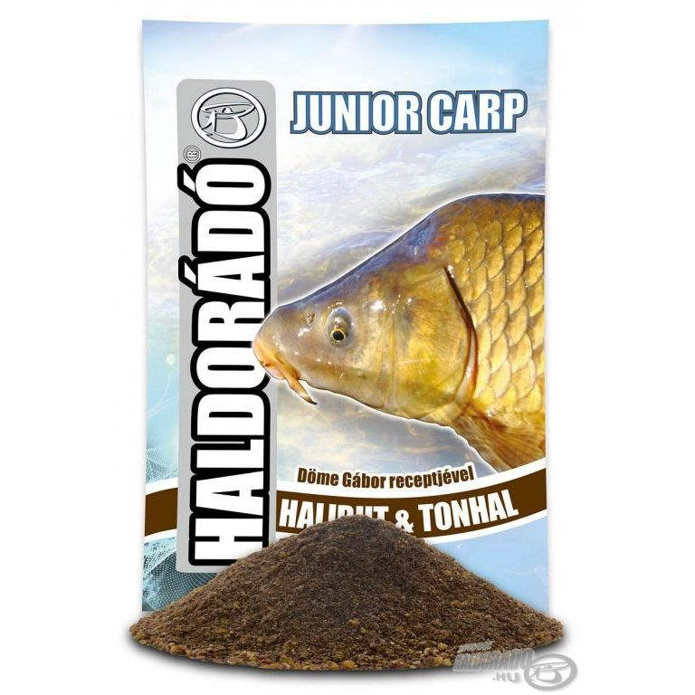 HALDORÁDÓ Junior Carp - Halibut & Tonhal