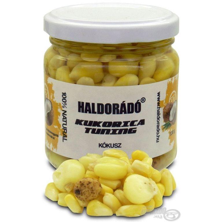HALDORÁDÓ Kukorica tuning - Kókusz