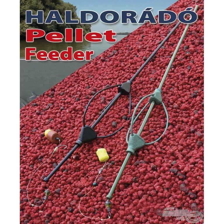 HALDORÁDÓ Pellet Feeder 45 g - 2 db