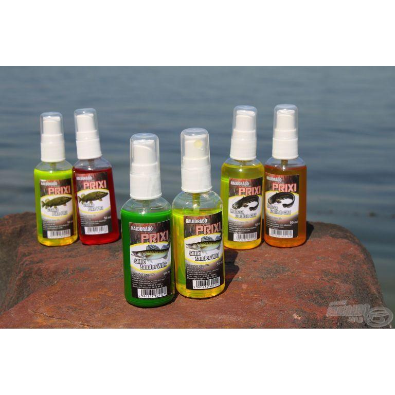 HALDORÁDÓ PRIXI ragadozó aroma spray - Harcsa / Catfish CR2