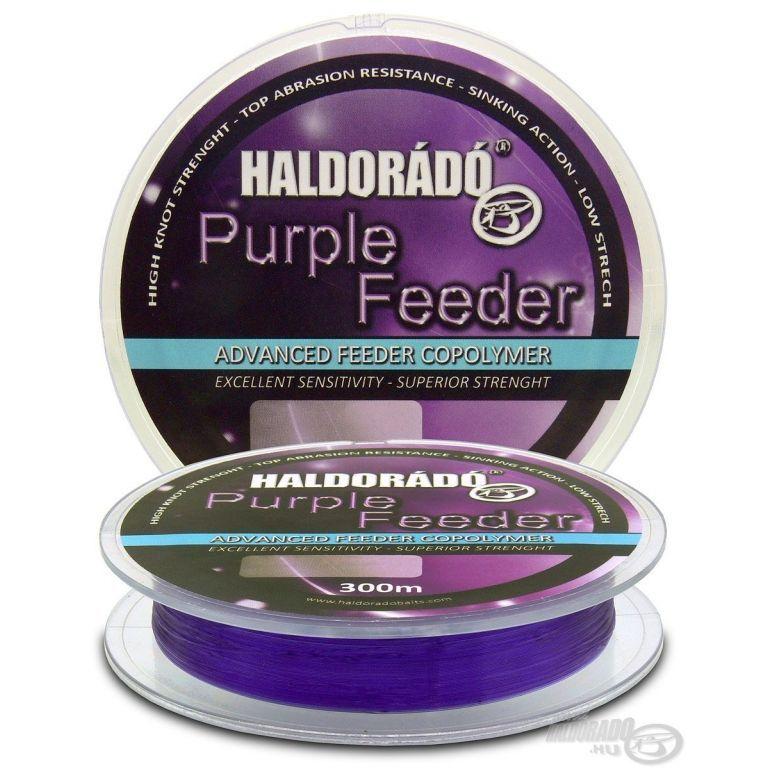 HALDORÁDÓ Purple Feeder 0,18 mm