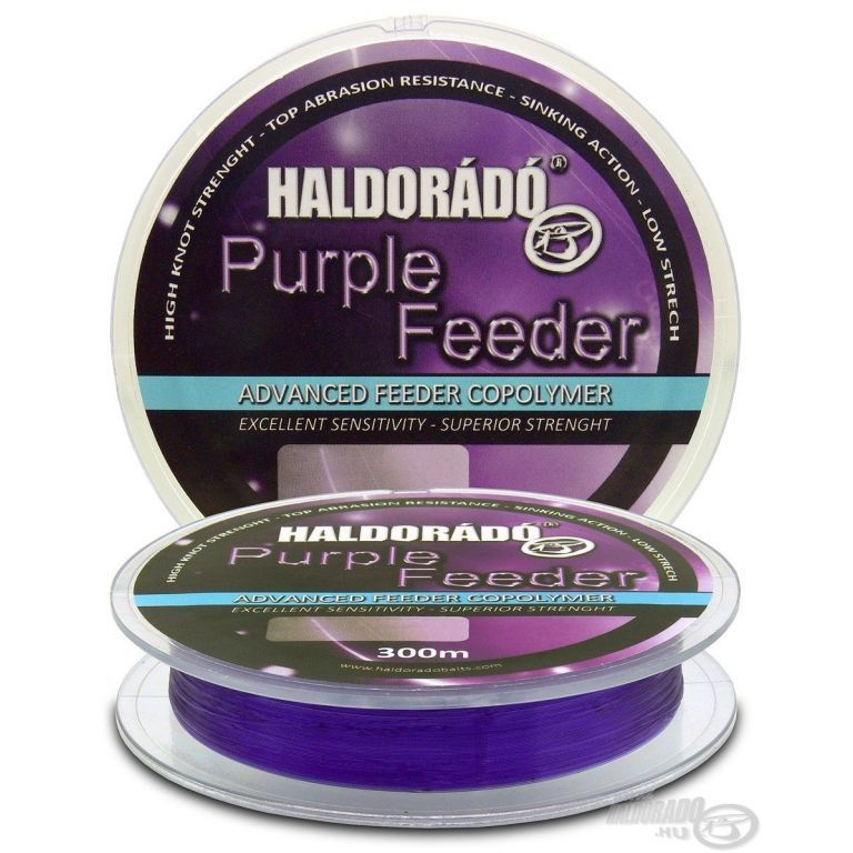 HALDORÁDÓ Purple Feeder 0,22 mm