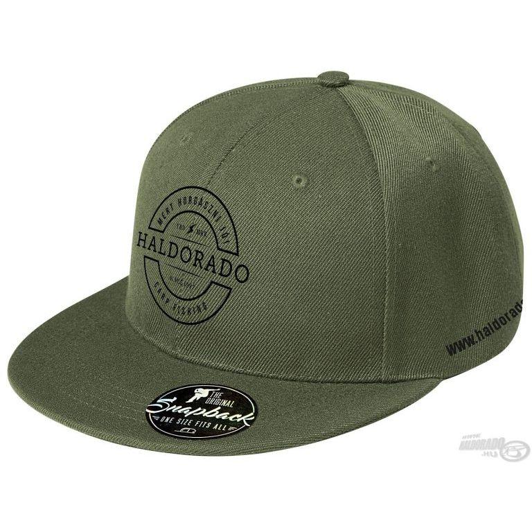 HALDORÁDÓ Rap baseball sapka zöld 2.