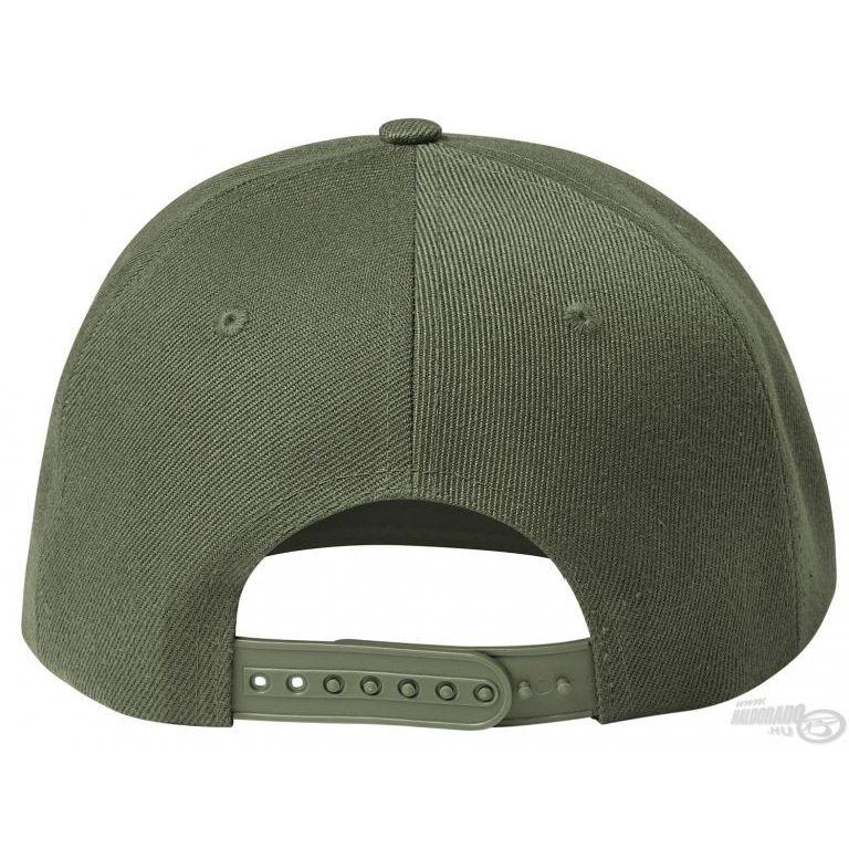HALDORÁDÓ Rap baseball sapka zöld