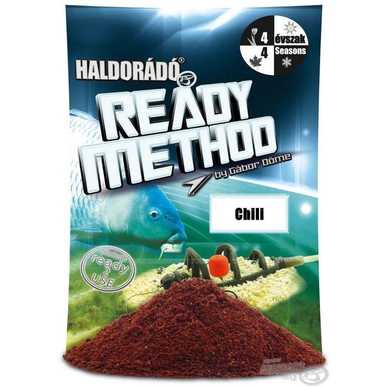 HALDORÁDÓ Ready Method - Chili