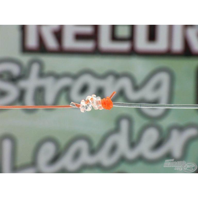 HALDORÁDÓ Record Carp Strong Leader 0,45 mm / 200 m