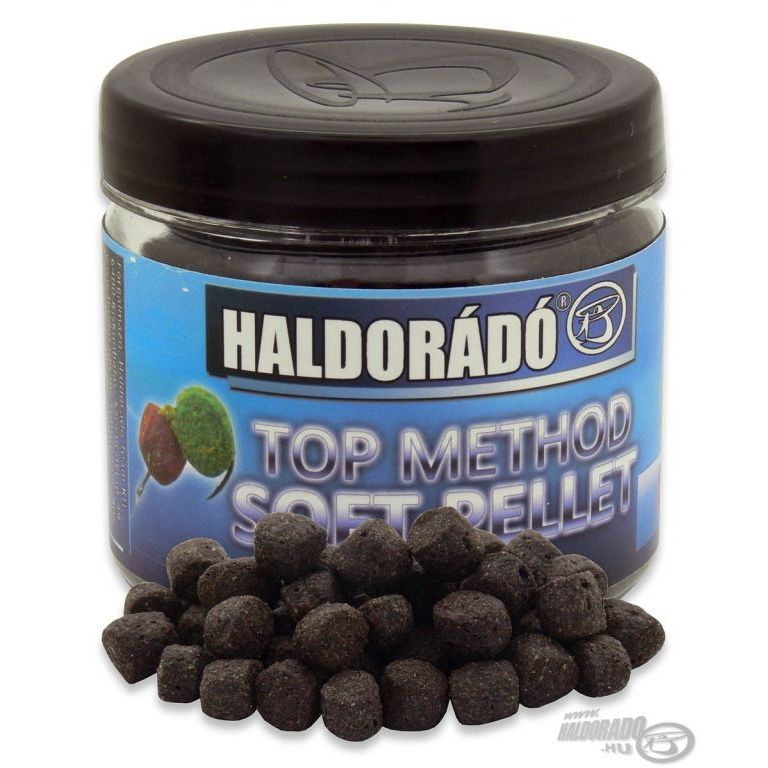 HALDORÁDÓ TOP Method Soft Pellet - Carp Berry