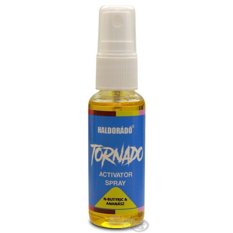HALDORÁDÓ TORNADO Activator Spray - N-Butyric & Ananász