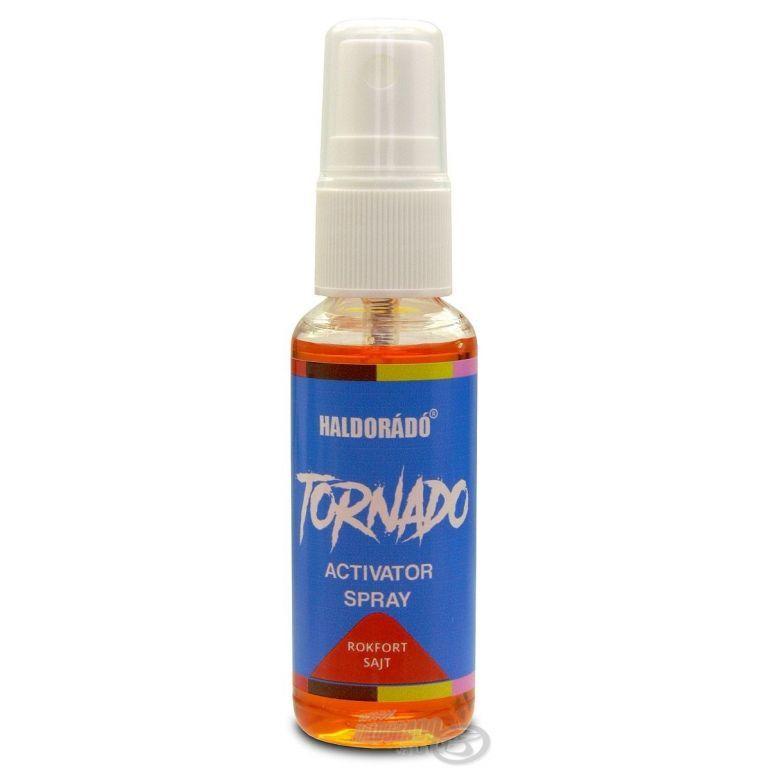 HALDORÁDÓ TORNADO Activator Spray - Rokfort Sajt