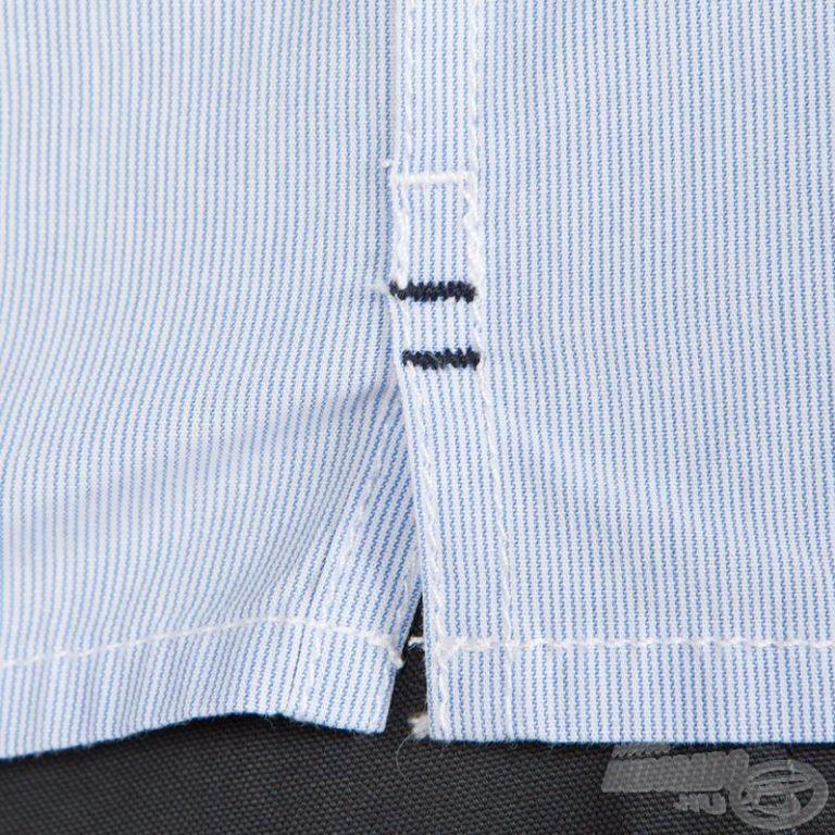HALDORÁDÓ TRIBORD UPF 40+ UV szűrős ing világoskék M