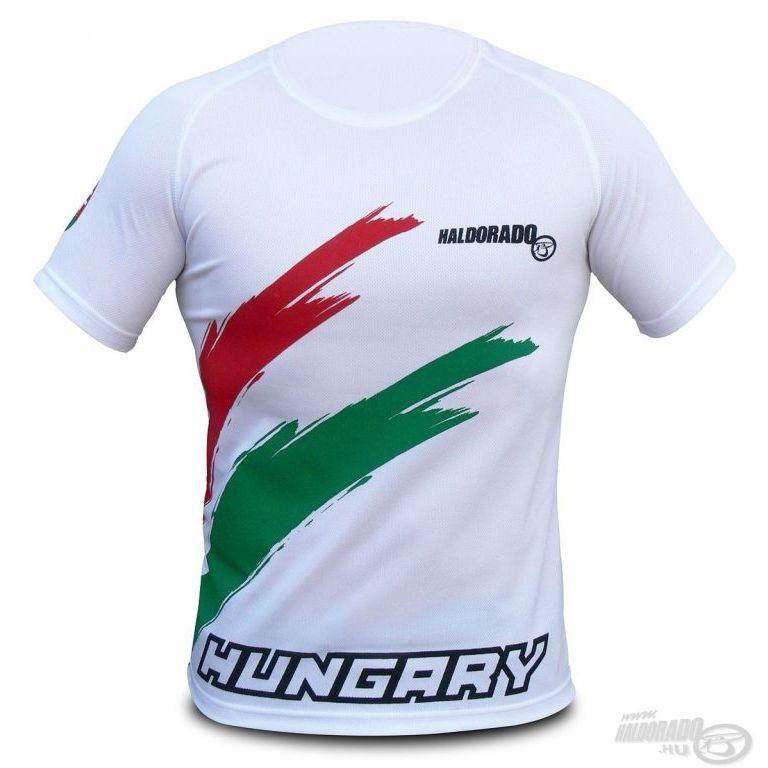 HALDORÁDÓ UV-álló póló rövid ujjú L