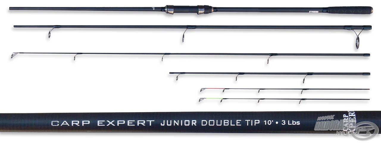 Carp, Expert, Junior, Double, Tip, 3, m, 3, Lbs, 14990, helyett, 10990Ft