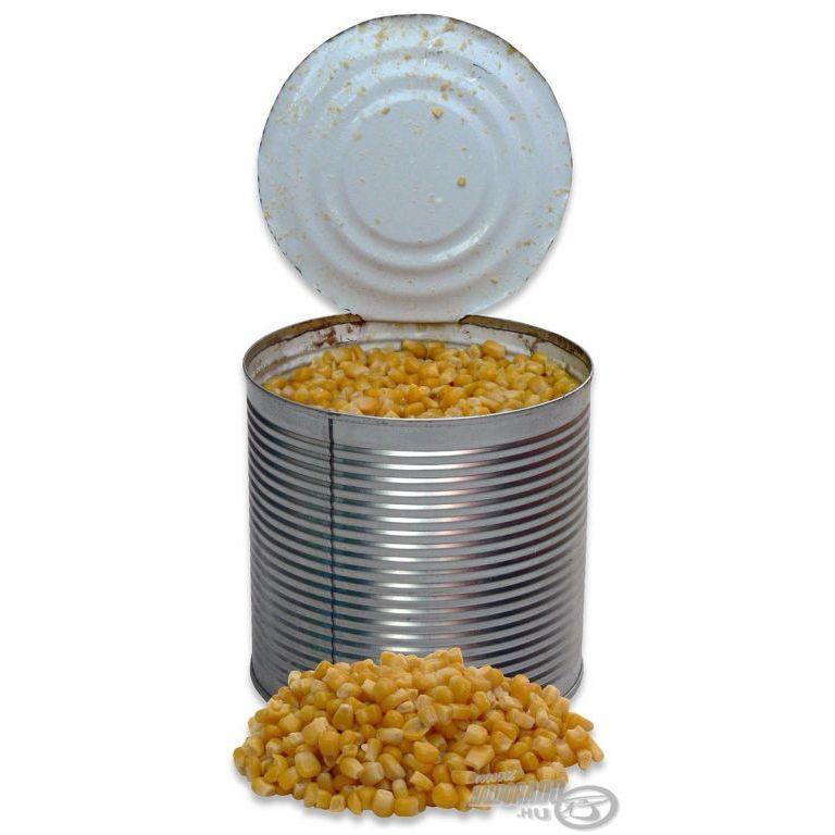 KONZERV Dobozos kukorica 2120 g