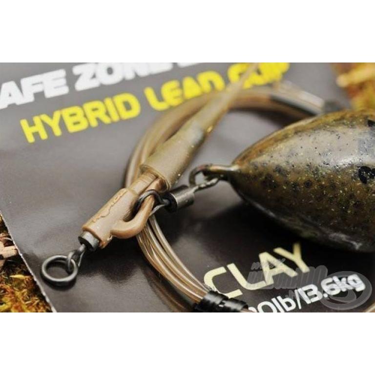 KORDA Hybrid Lead Clip Leader Clear