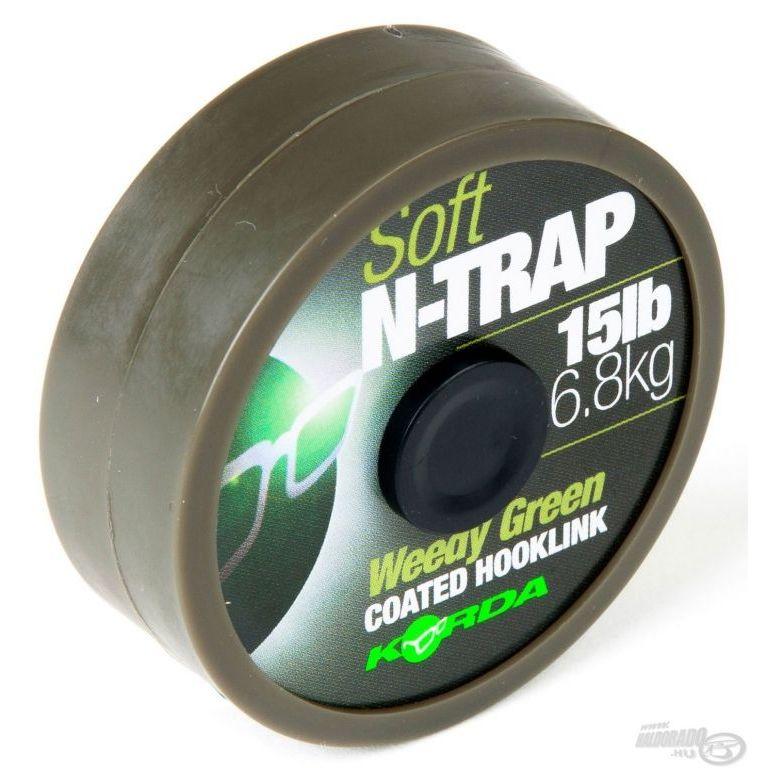 KORDA N-Trap Soft Weedy Green 20 Lbs