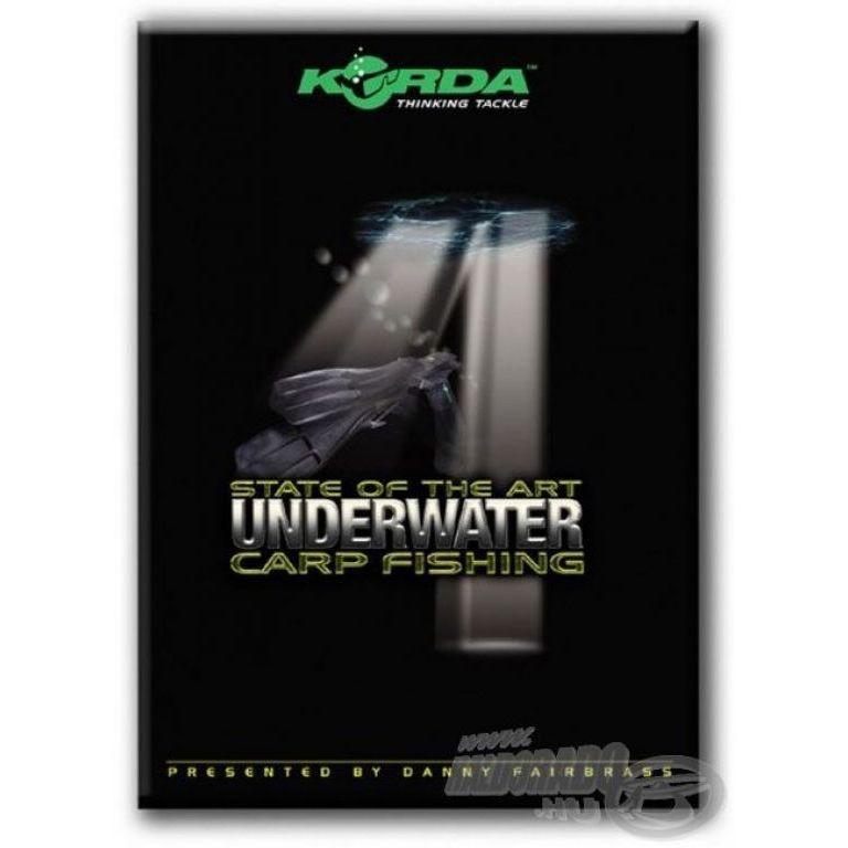 KORDA Underwater 4. rész - dupla DVD