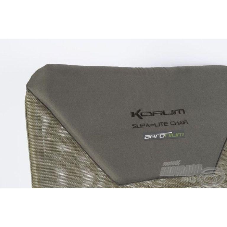 KORUM Aeronium Supalite V2 fotel