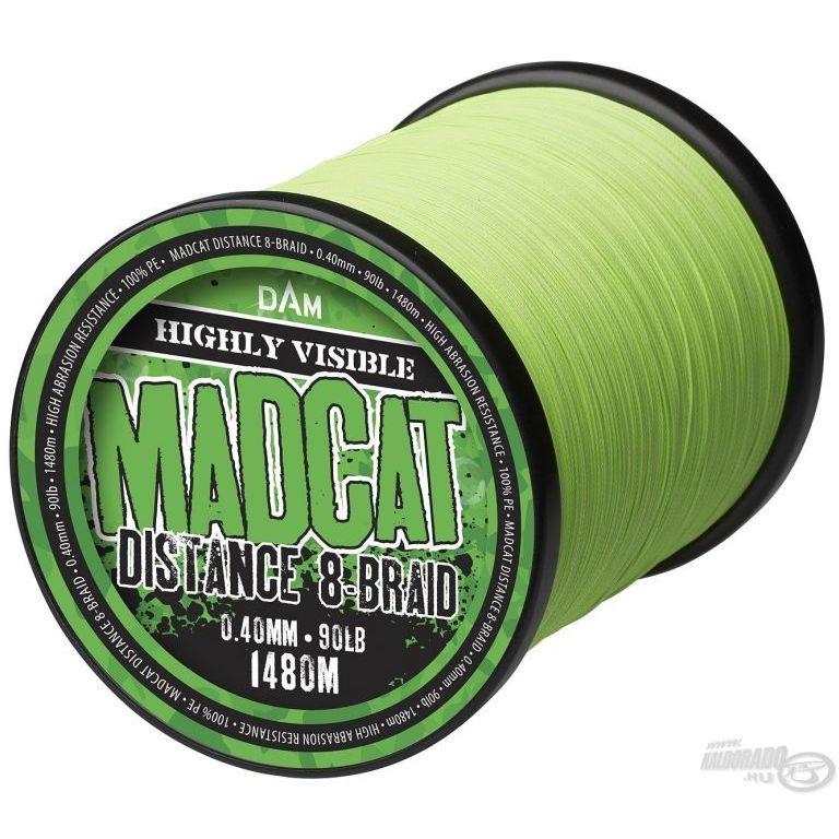 MAD CAT Distance 8 Braid 990 m - 0,50 mm