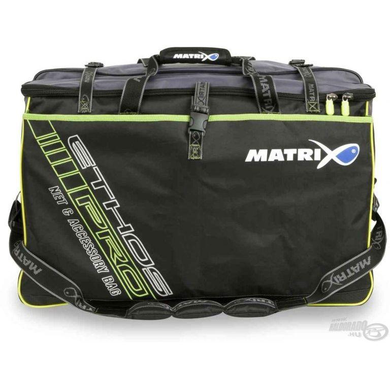 MATRIX Ethos Pro Szerelékes és száktartó nagytáska