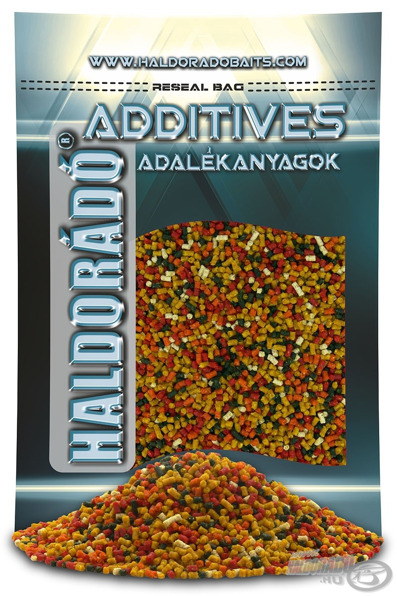 HALDORADO, |, Micro, Pellet, -, Super, Color, Carp 990Ft