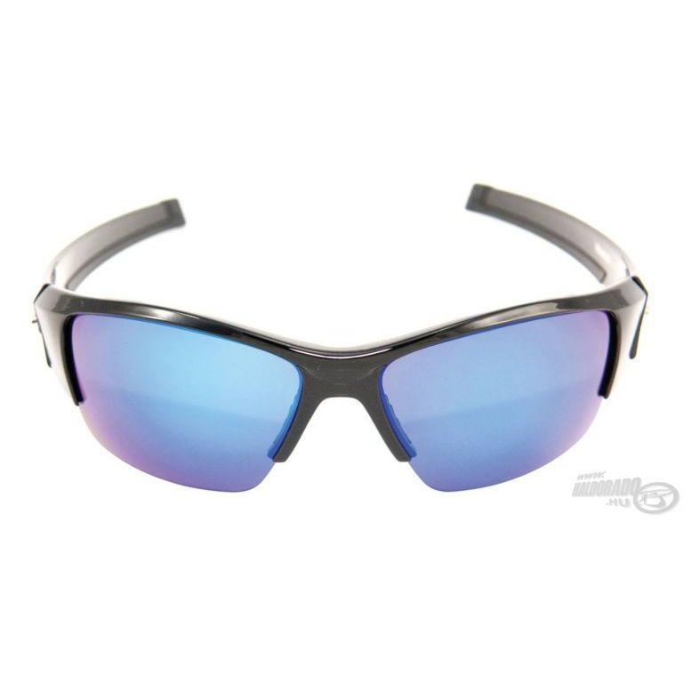 MUSTAD HP105A-1 napszemüveg smoke-blue revo lencsével