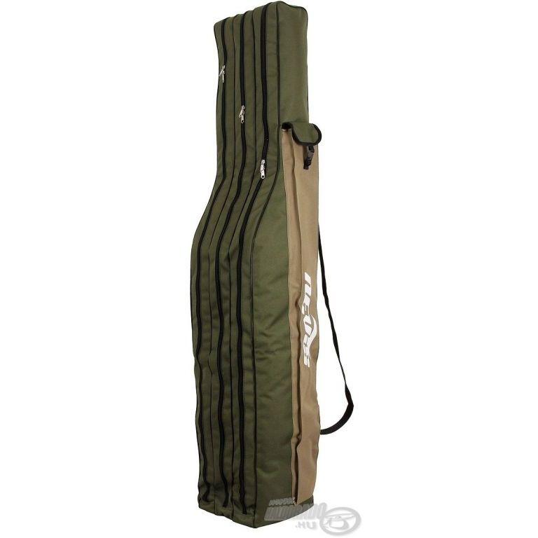 NEVIS Bottartó táska zöld 3 részes 145 cm