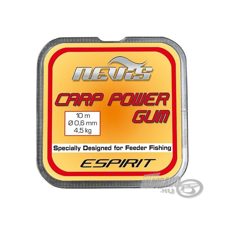 NEVIS Carp Power Gum 1 mm