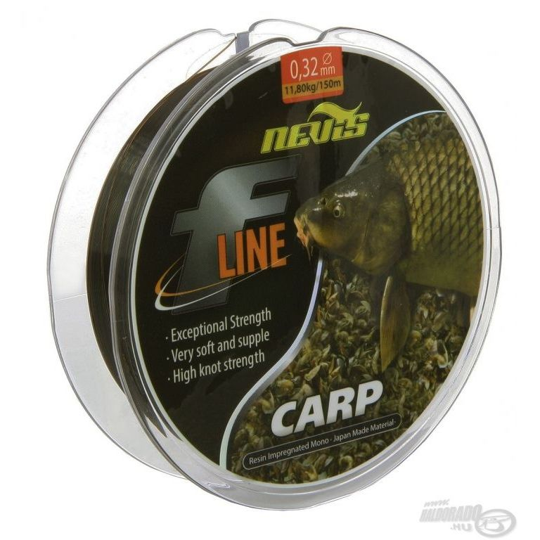 NEVIS F-Line Carp 150 m - 0,28 mm