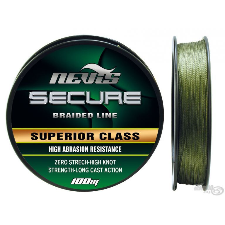 NEVIS Secure Braid 0,12 mm