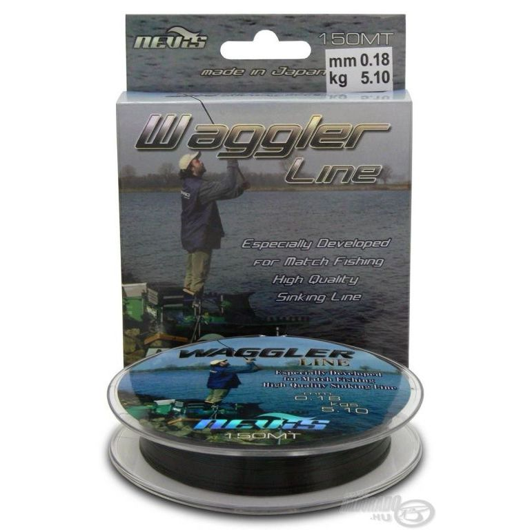 NEVIS Waggler Line 0,16 mm