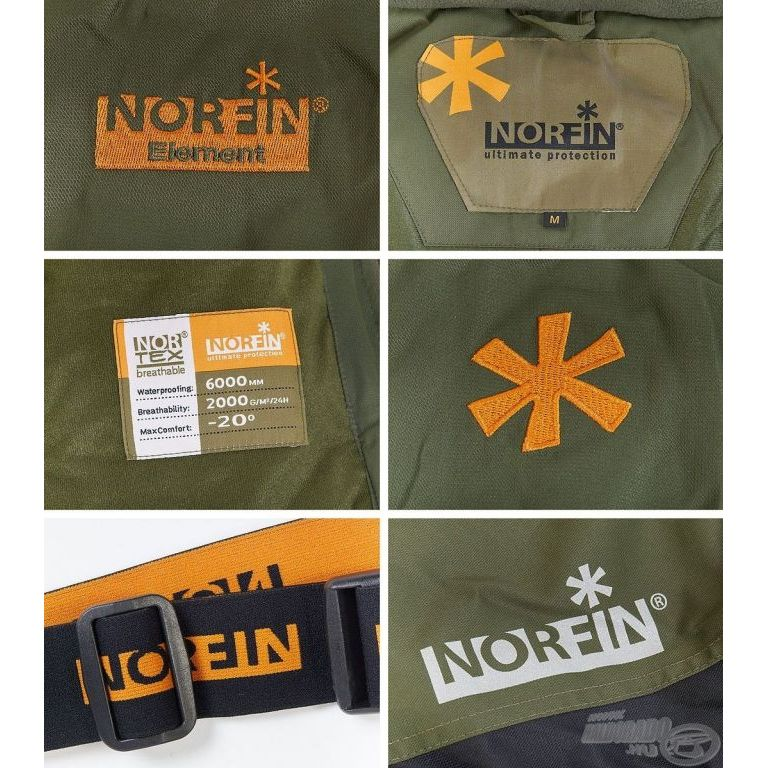 NORFIN Element Thermoruha M