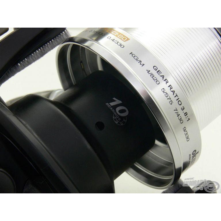 OKUMA Distance Carp INTR 60FD