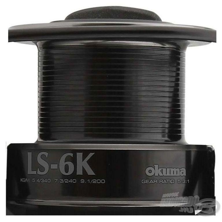 OKUMA LS-6K BR pótdob