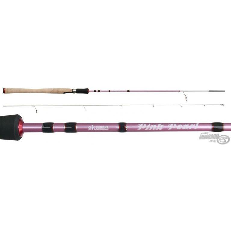 OKUMA Pink Pearl Spin 213ML