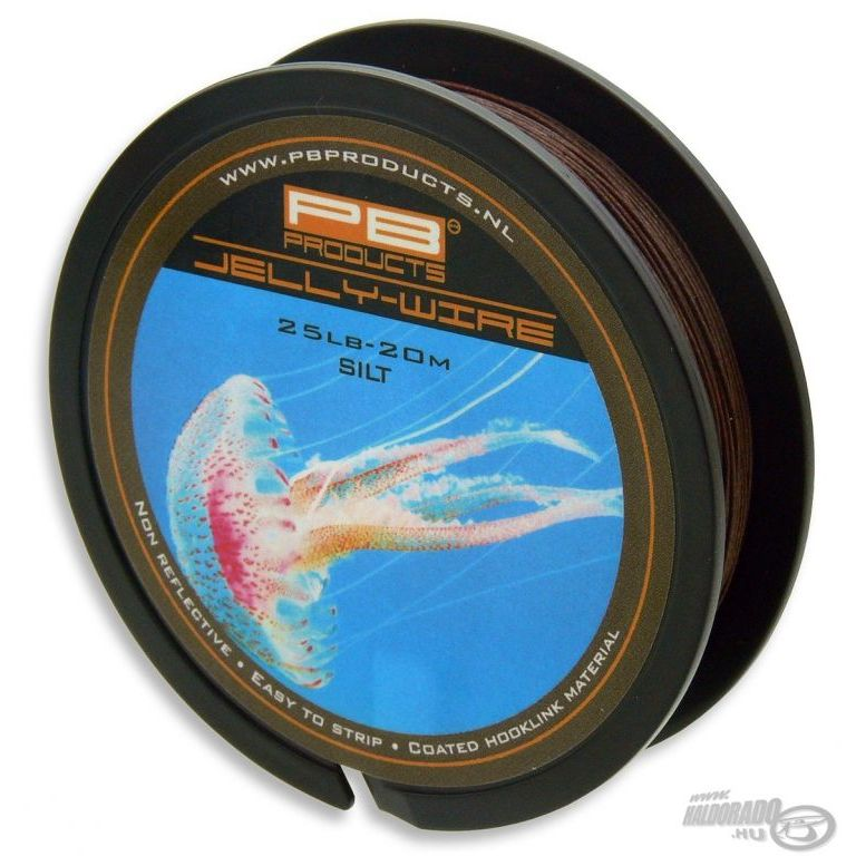 PB PRODUCTS Jelly Wire - 25 Lbs Silt